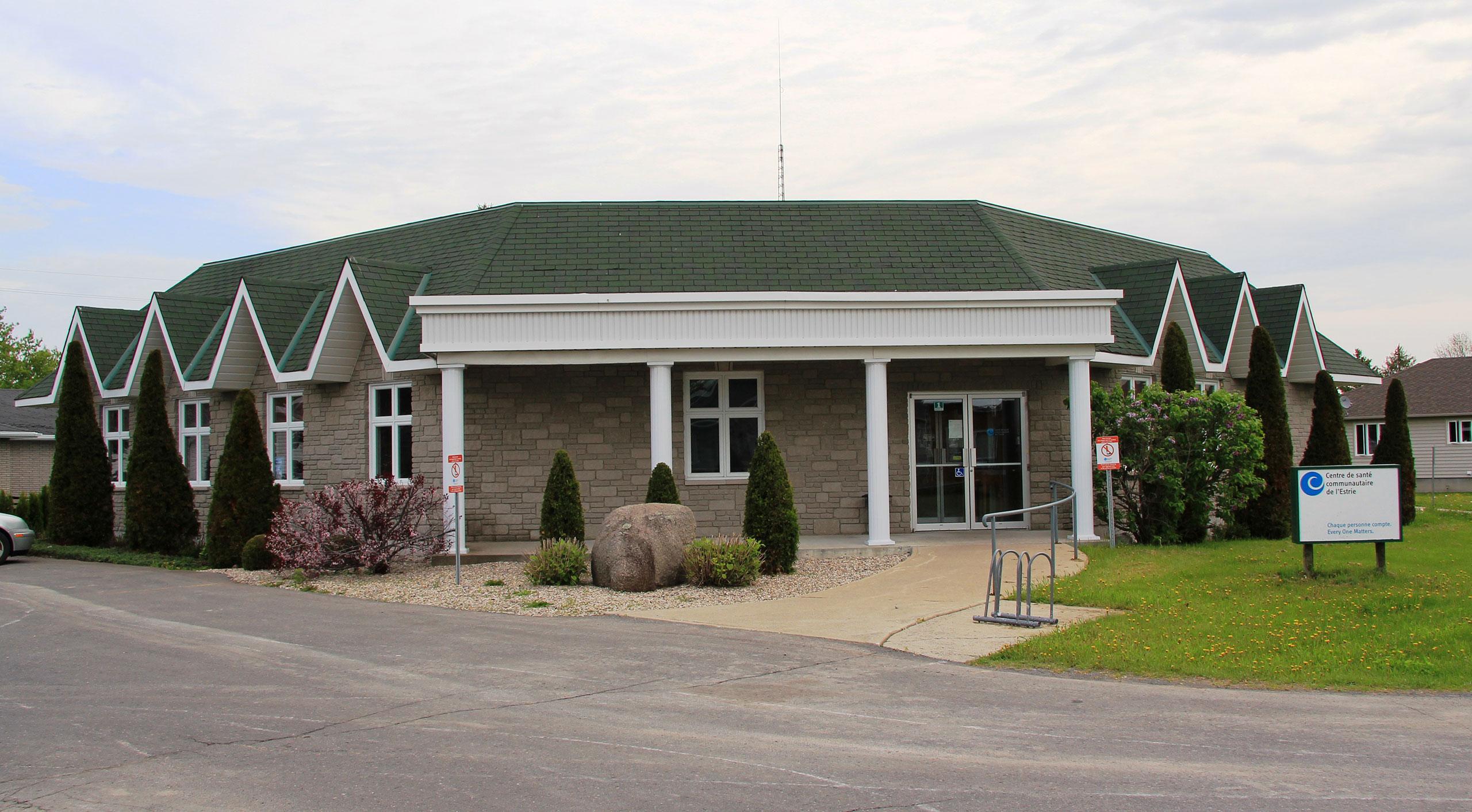 Centre de santé de Crysler