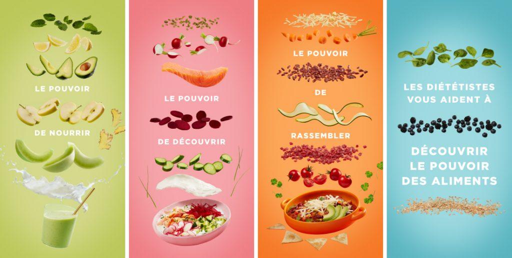pouvoir aliments